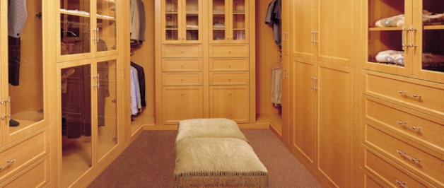 A Beautifully Designed Walk-in Closet is an Instant Upgrade