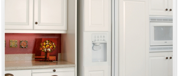 Kitchen Cabinets – Custom Fit Cabinet Solutions