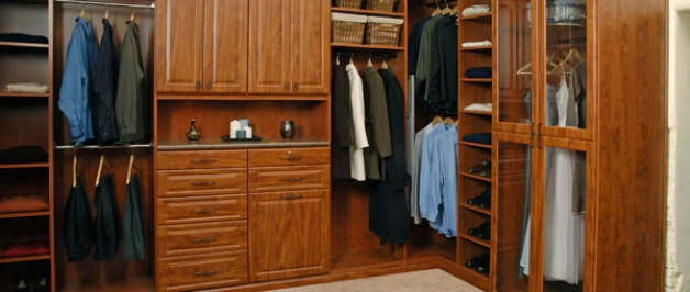 Closets for Bedrooms, Dens, Living Rooms, Laundry, Garages and Home Office
