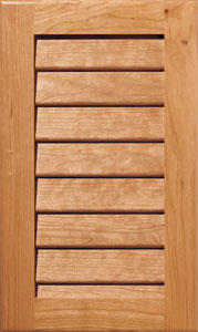 More About Louver Cabinet Doors